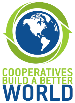 Cooperatives Build a Better World.