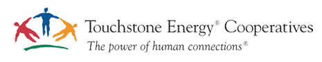 Touchstone Energy® Cooperatives logo - The power of human connections®