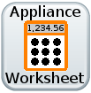 Appliance Worksheet button
