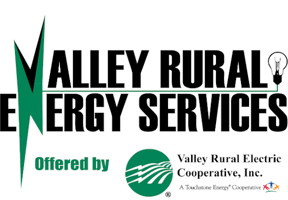 Valley Rural Energy Services, offered by Valley Rural Electric Cooperative, Inc.